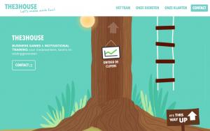Homepage The3House - vertrek